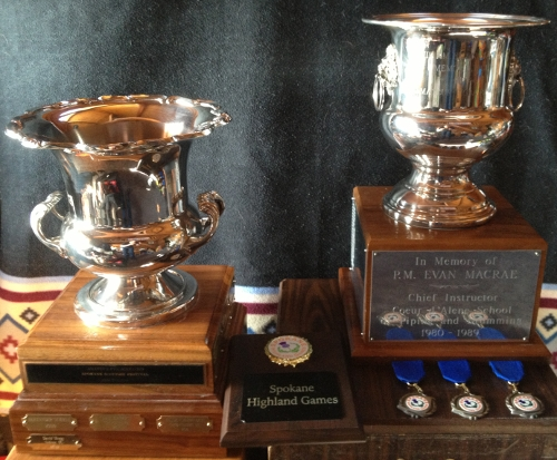 2013 Macrae Cup and Spokane Awards